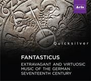 Quicksilver - Fantasticus CD cover
