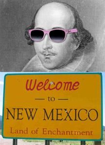 Shakespeare_Welcome to New Mexico