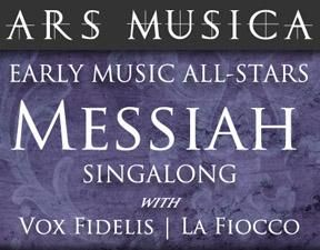 Ars Musica Messiah Graphic