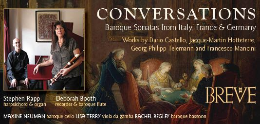 Breve - CONVERSATIONS